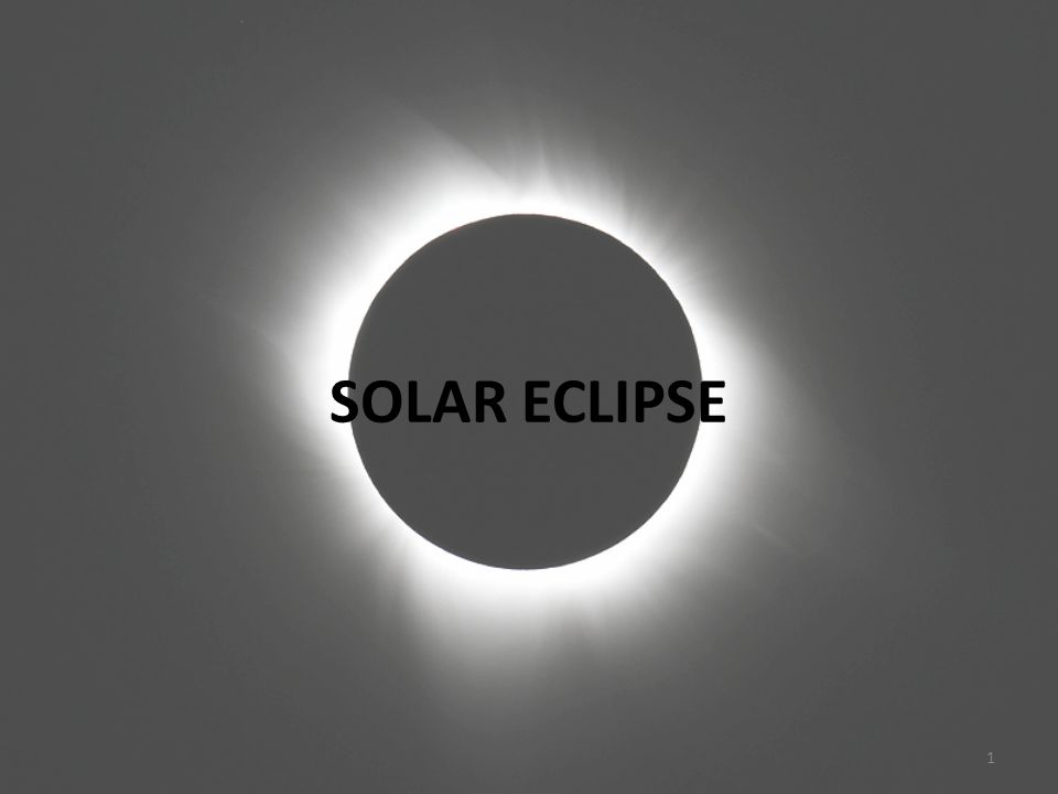 Solar Eclipses – Short Video http://www.youtube.com/watch?v=HrloqdXrz N4 http://www.youtube.com/watch?v=HrloqdXrz N4 This video touches on the various types of solar eclipses.