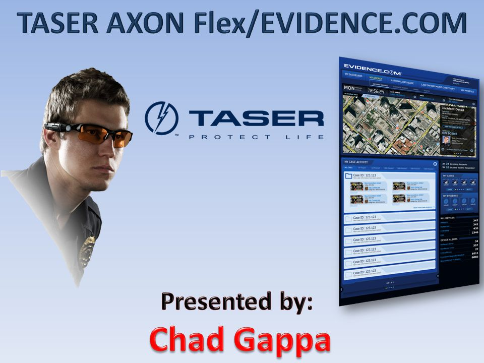 What is AXON Flex and EVIDENCE.COM.