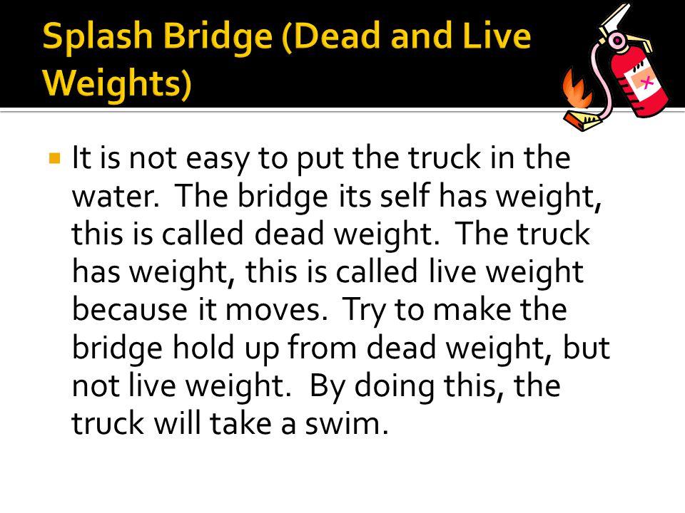  An expensive bridge  A less costly bridge  A Beautiful bridge  A splash bridge
