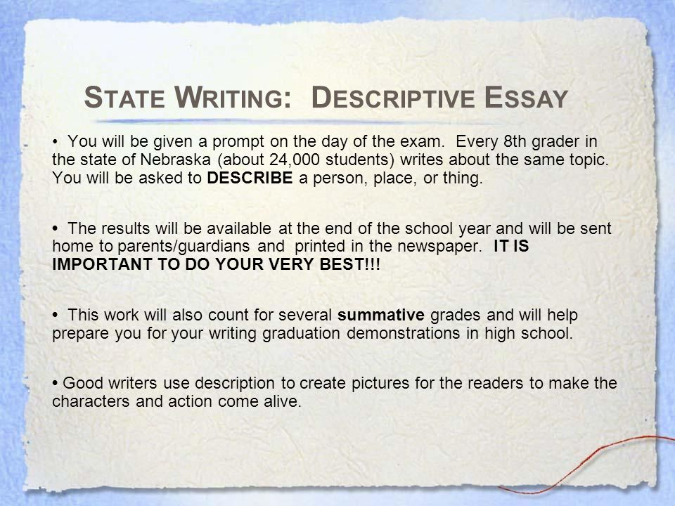 CHARACTERISTICS OF ESSAYS: Take a minute to write down what are the most important characteristics of an essay, or brainstorm as a class.