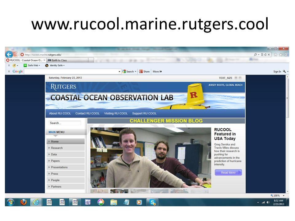 www.rucool.marine.rutgers.cool