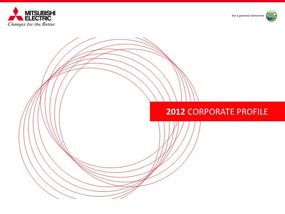 2012 CORPORATE PROFILE