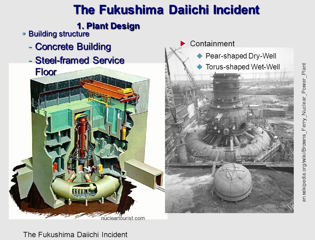The Fukushima Daiichi Incident The Fukushima Daiichi Incident 1. Plant Design nucleartourist.com en.wikipedia.org/wiki/Browns_Ferry_Nuclear_Power_Plan