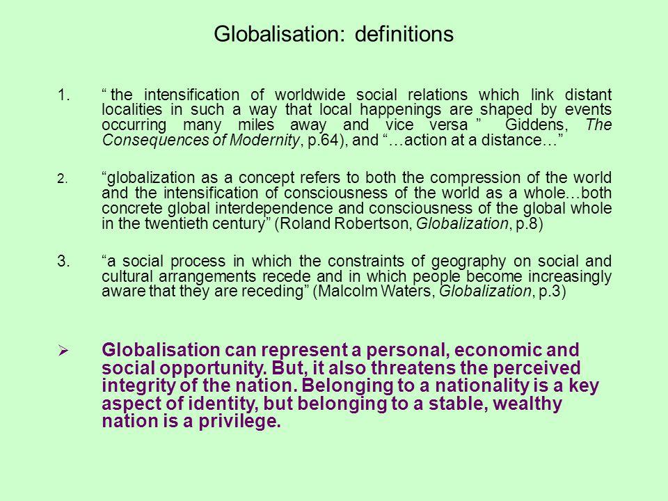 The hidden stuff that makes globalisation work.