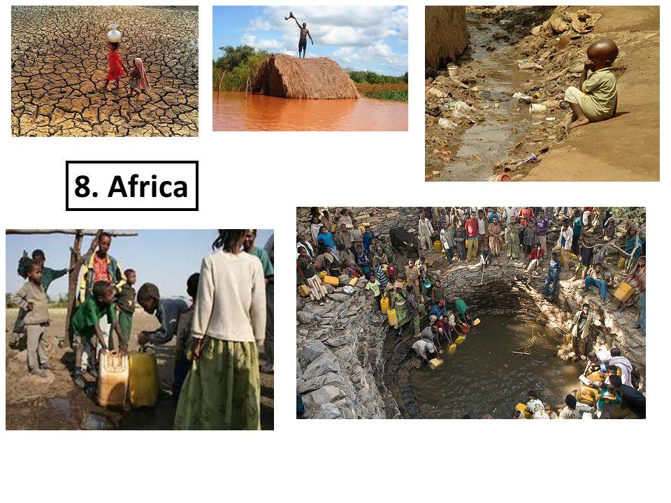 8. Africa