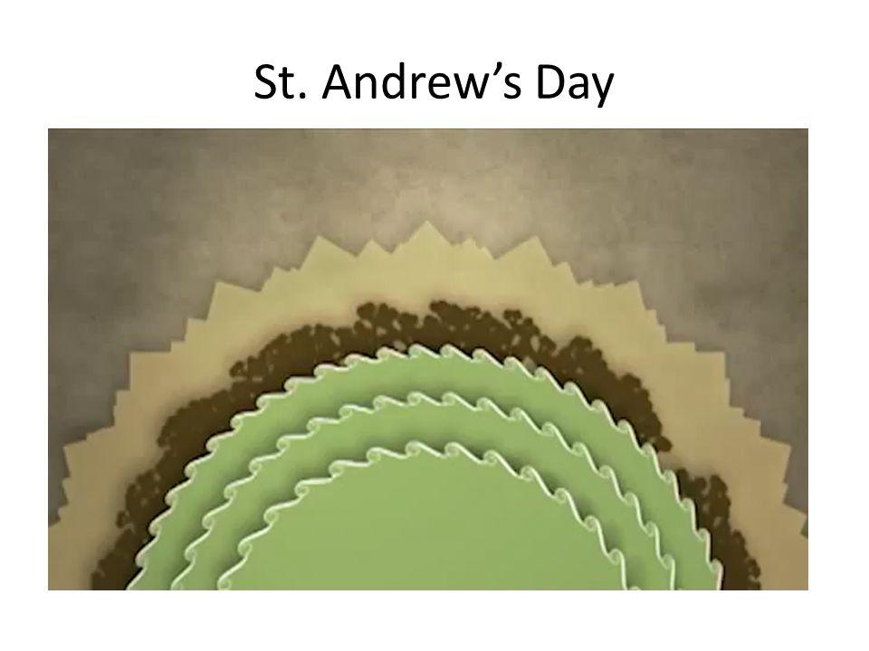 St. Andrew's Day