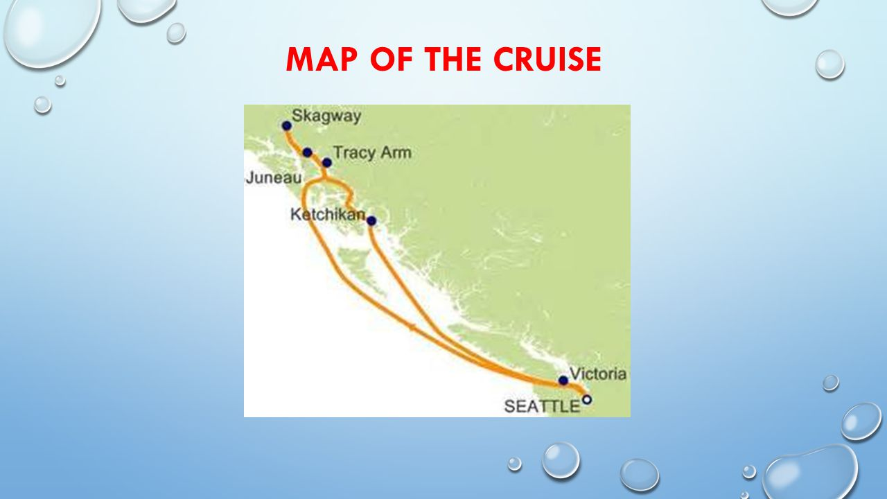 CRUISE TRACY ARM FJORD ONE OF THE MOST SPECTACULAR CRUISE DESTINATIONS ON EARTH, TRACY ARM FJORD IS ACTUALLY MADE UP OF TWO SEPARATE FJORDS.
