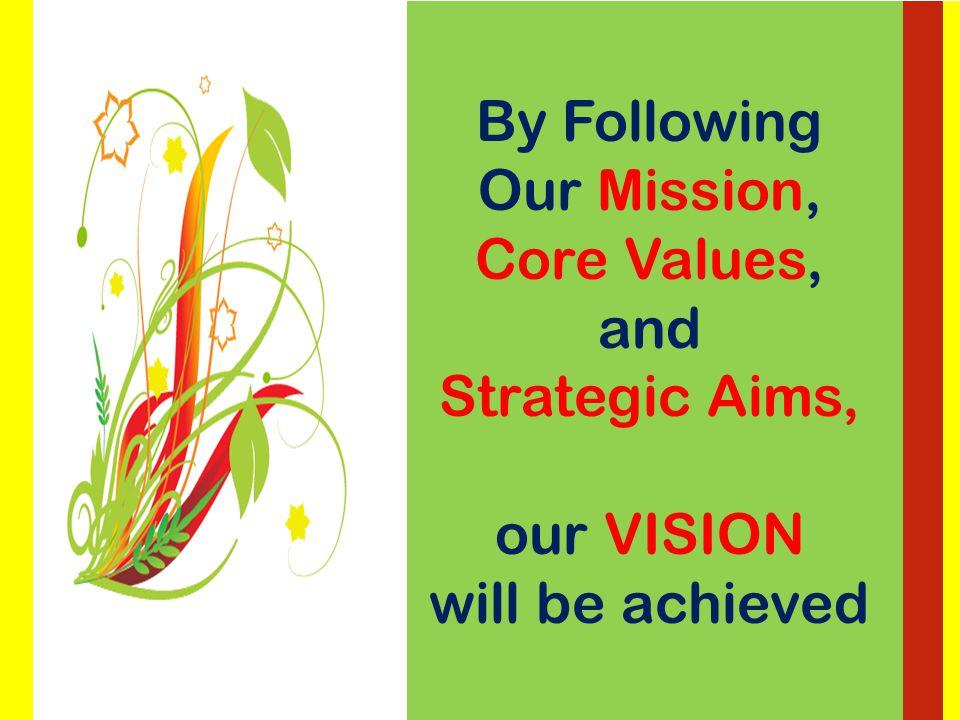 Strategic Aim Innovative Trend Setter Goals: Leverage Expertise & Resources Advocacy New Initiatives & Partnerships