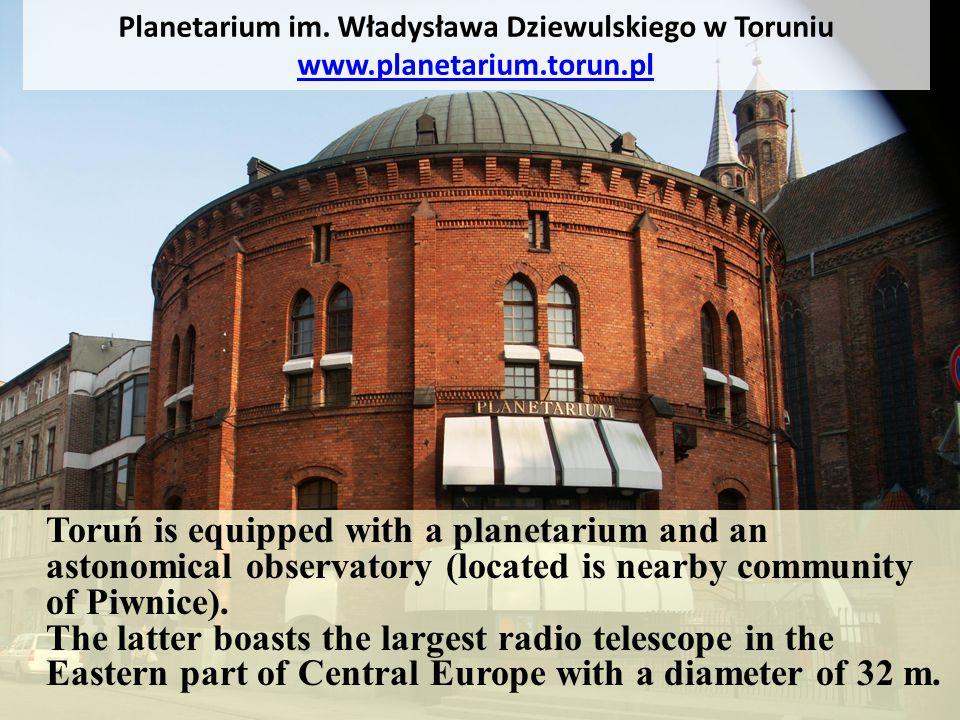 Planetarium im.