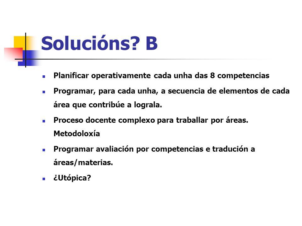 Solucións.