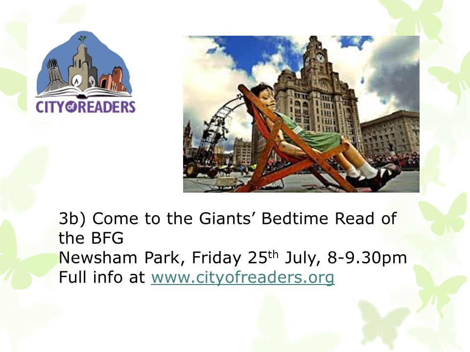 3c) Enter the Giants writing competition http://www.giantspectacular.com/speedy-ww1-competition