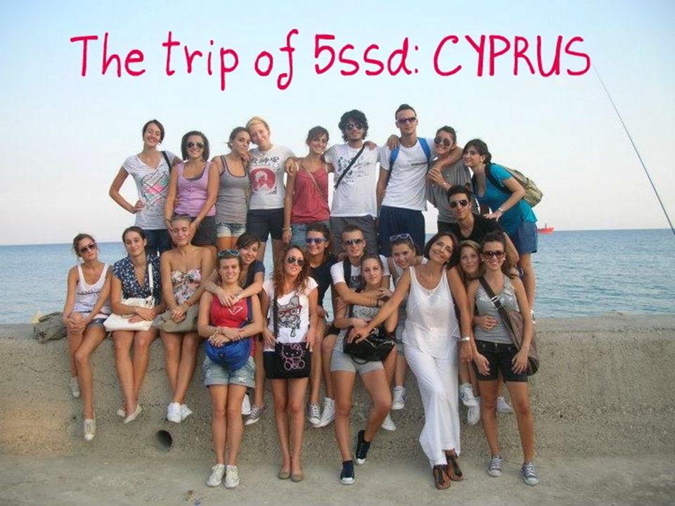 GEOGRAPHY Cyprus is an island in the eastern Mediterranean Sea.