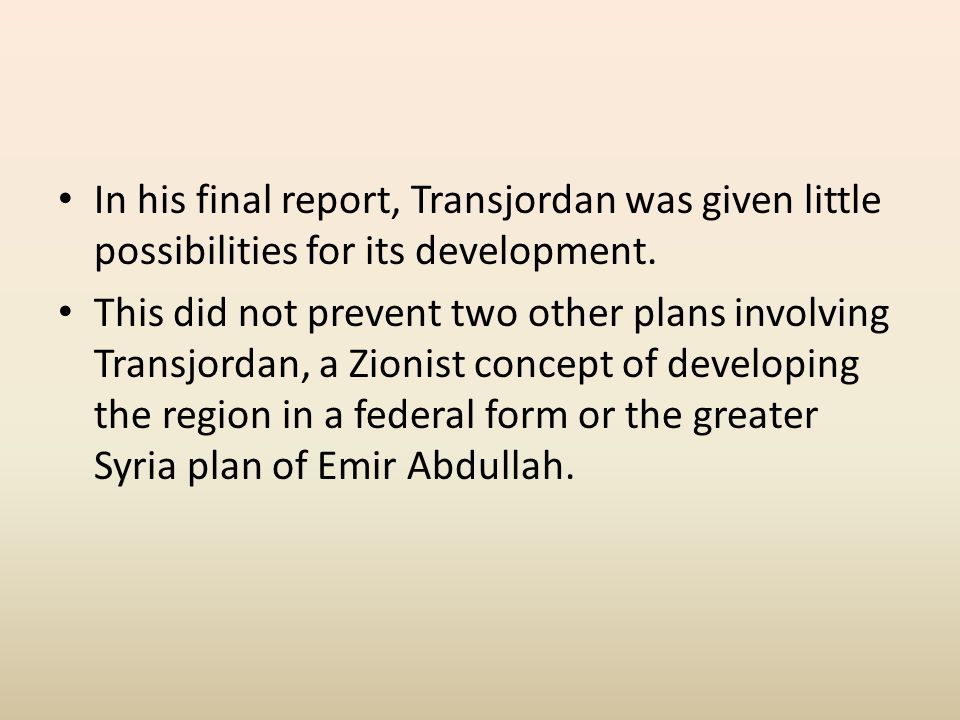 """This fierce attack on the findings and conclusions of the ionides report was due to it taking away a """"strong"""" argument from the Zionist leaders for ba"""