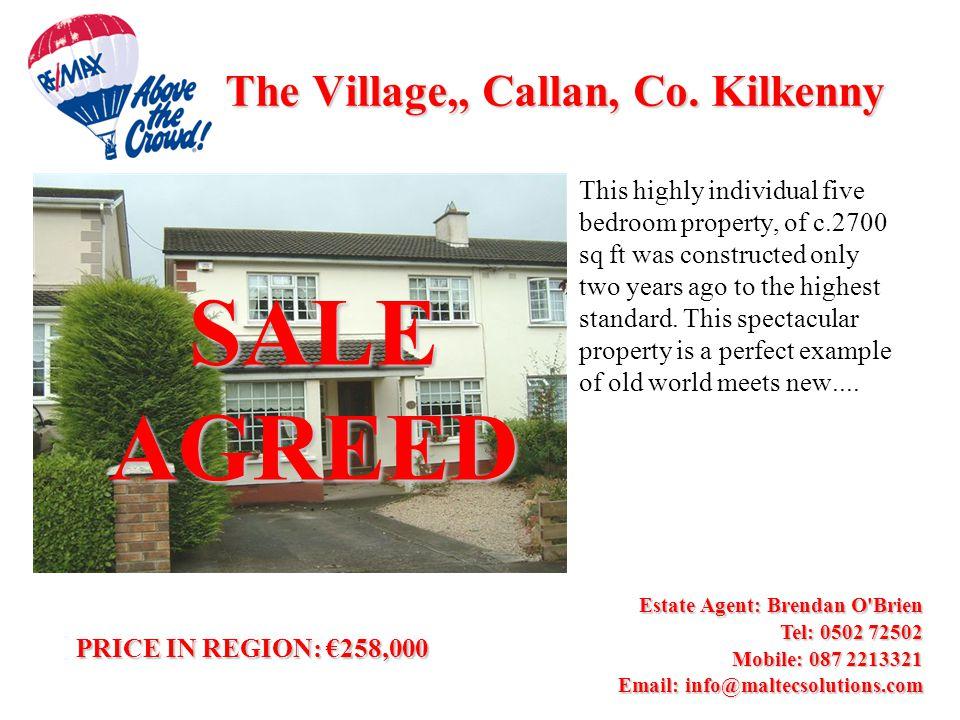 The Village,, Callan, Co.