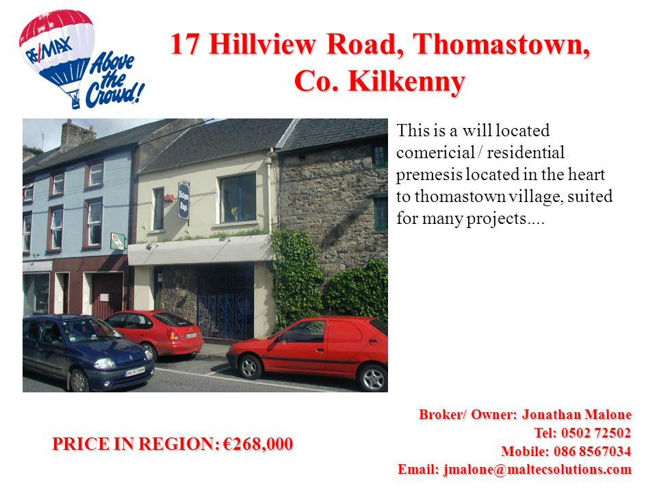 17 Hillview Road, Thomastown, Co.