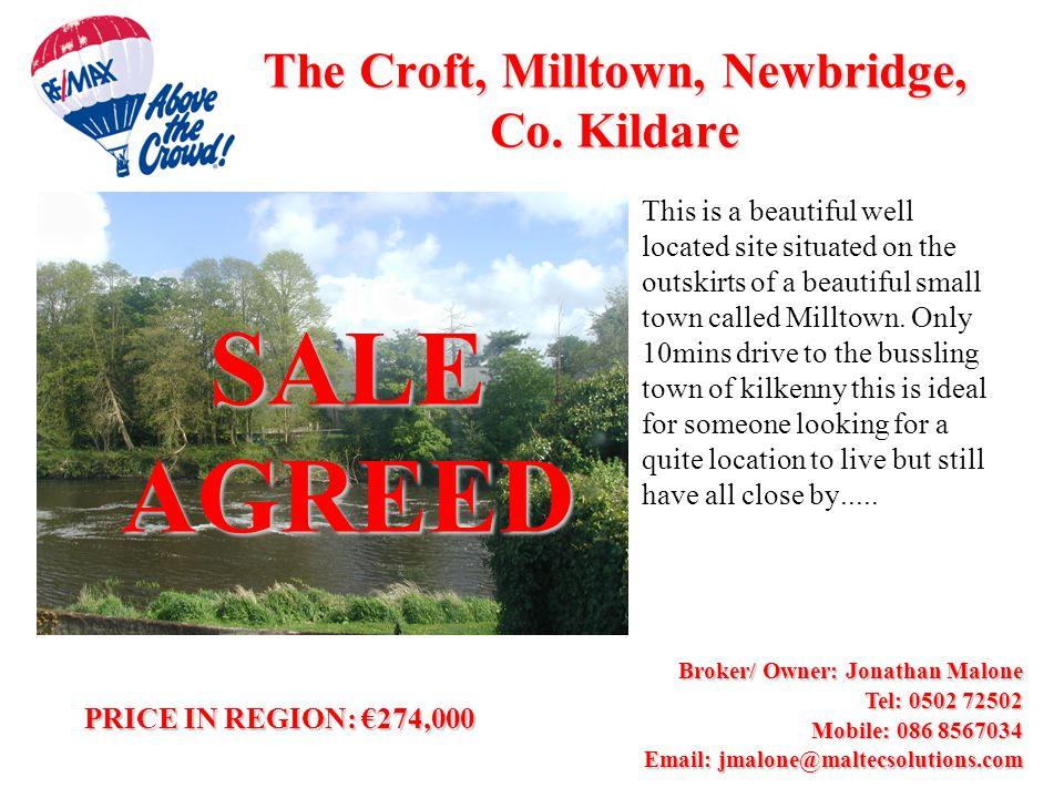 The Croft, Milltown, Newbridge, Co.