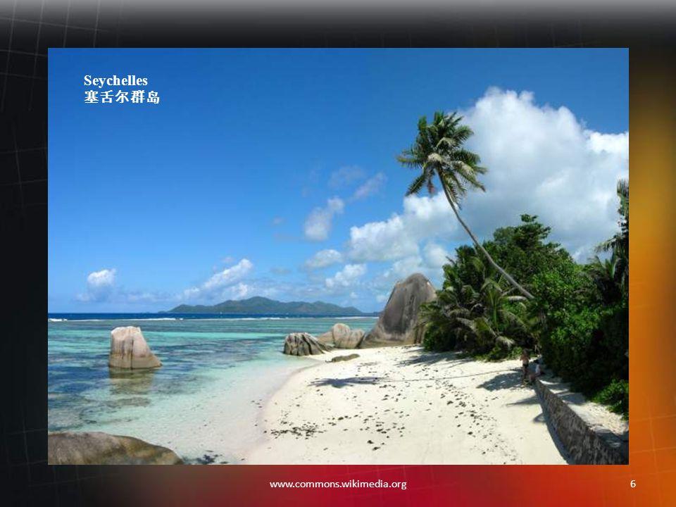 5www.commons.wikimedia.org Seychelles 非洲,塞舌尔群岛