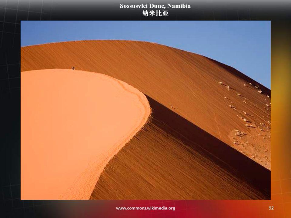 91www.commons.wikimedia.org Namibian Desert 纳米比亚沙漠
