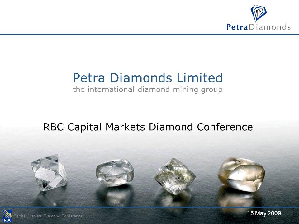 Capital Markets Diamond Conference 22 AC16 & AC98 RVK Rim Sampling Area of accelerated work programme Refocused Exploration Strategy