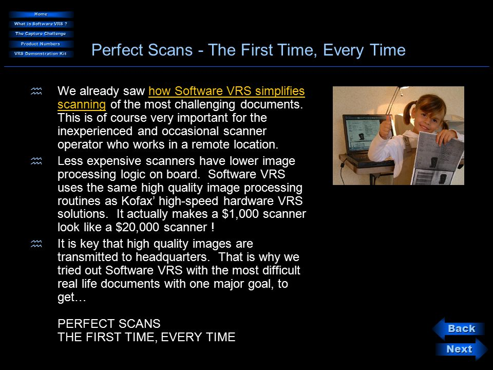What is Software VRS . What is Software VRS .