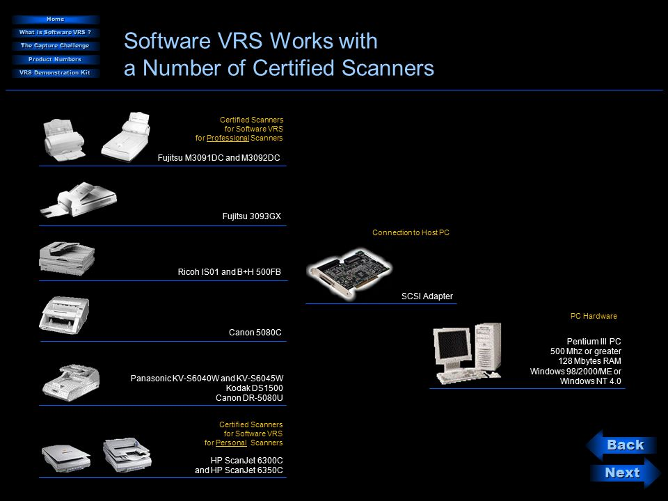 What is Software VRS . What is Software VRS .