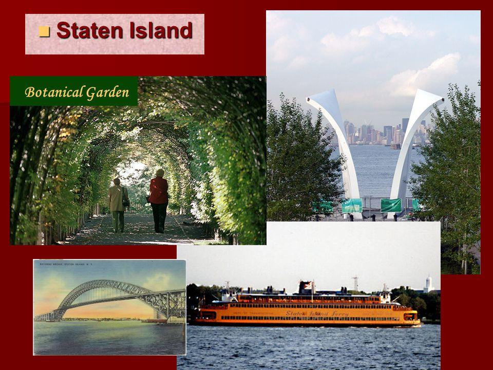 Staten Island Staten Island Botanical Garden