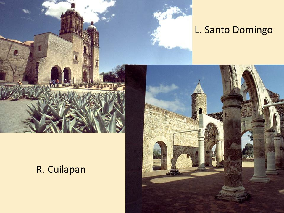 R. Cuilapan L. Santo Domingo