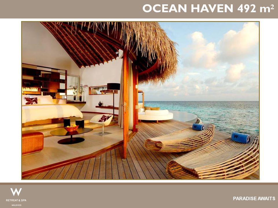OCEAN HAVEN 492 m ² PARADISE AWAITS