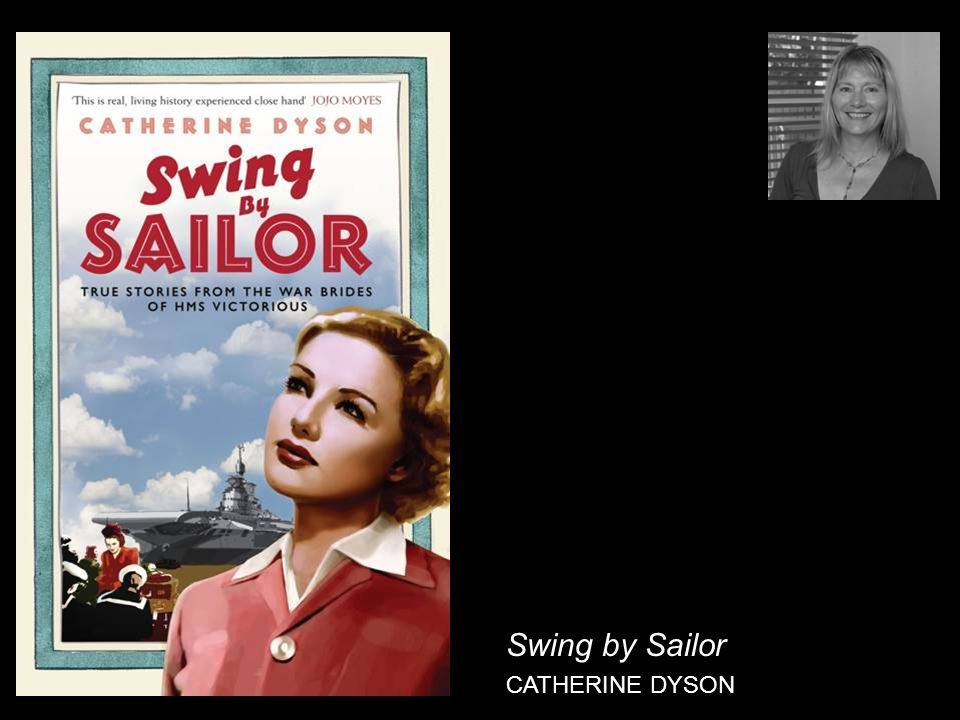 Swing by Sailor CATHERINE DYSON