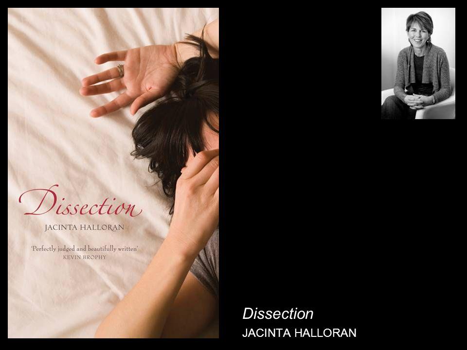 Dissection JACINTA HALLORAN