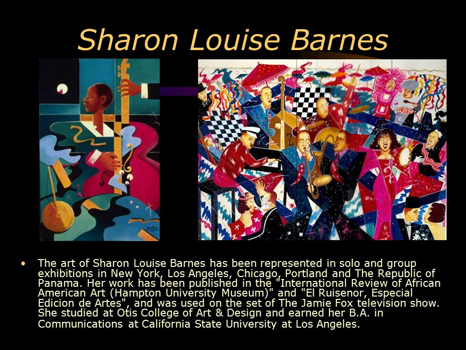 Synthia Saint James Synthia is one of the most popular African American Artist best known for her simplistic strokes, cluster of figures and bright colors representing family, diversity, culture.