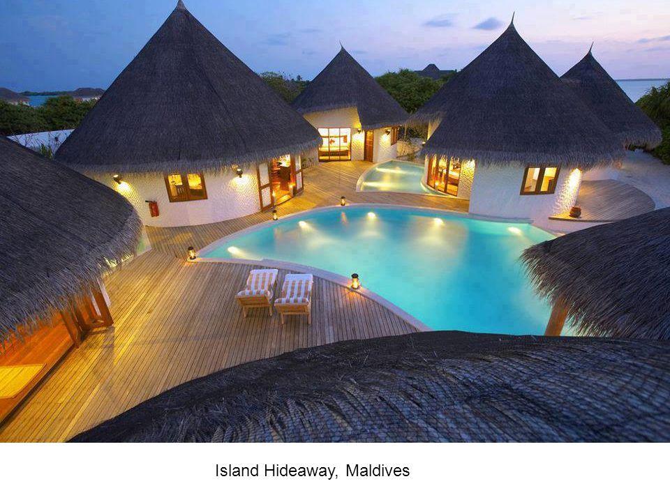 Island Hideaway, Maldives