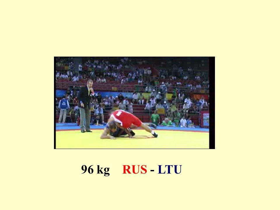 96 kg RUS - LTU