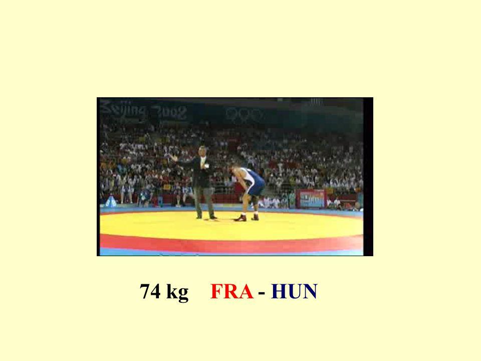 74 kg FRA - HUN
