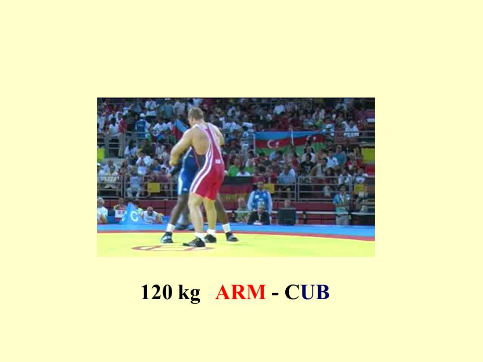 120 kg ARM - CUB