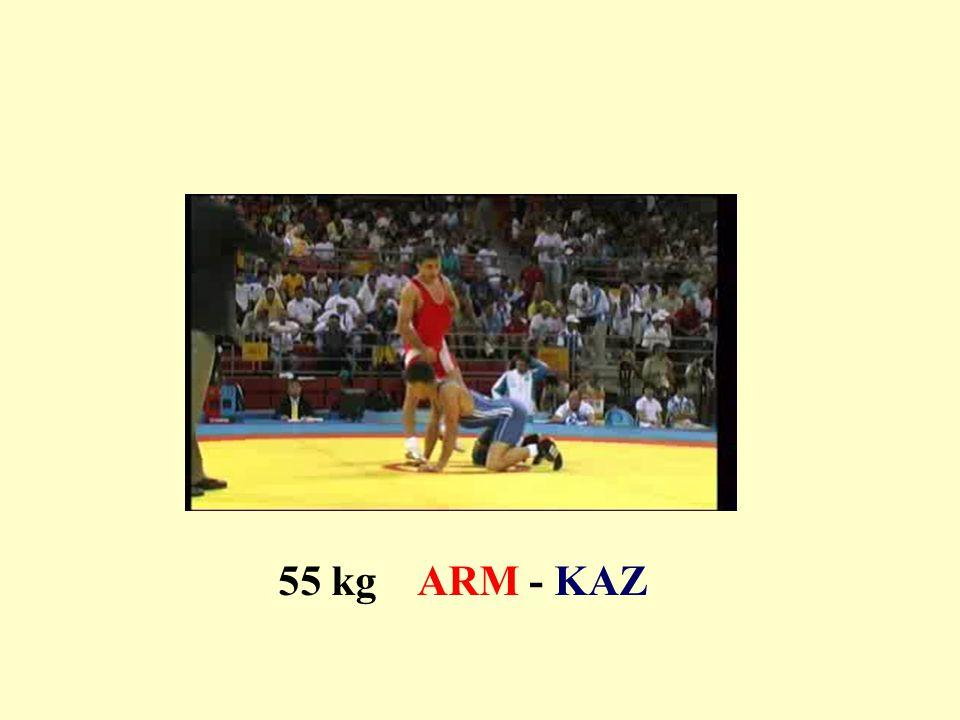 55 kg ARM - KAZ