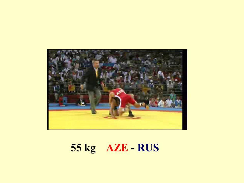 55 kg AZE - RUS