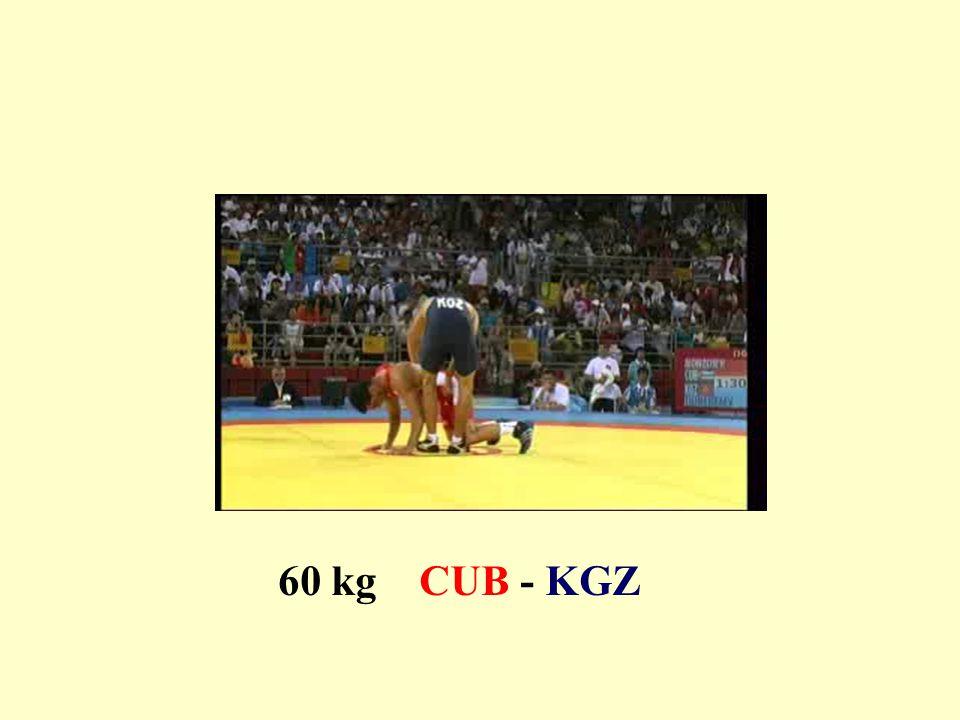 60 kg CUB - KGZ