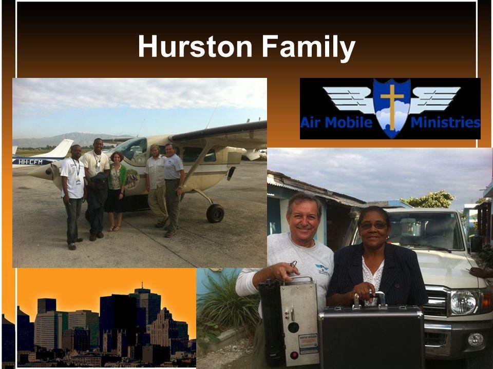 Hurston Family
