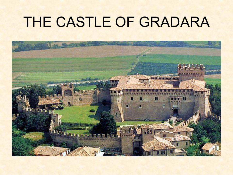 THE CASTLE OF GRADARA