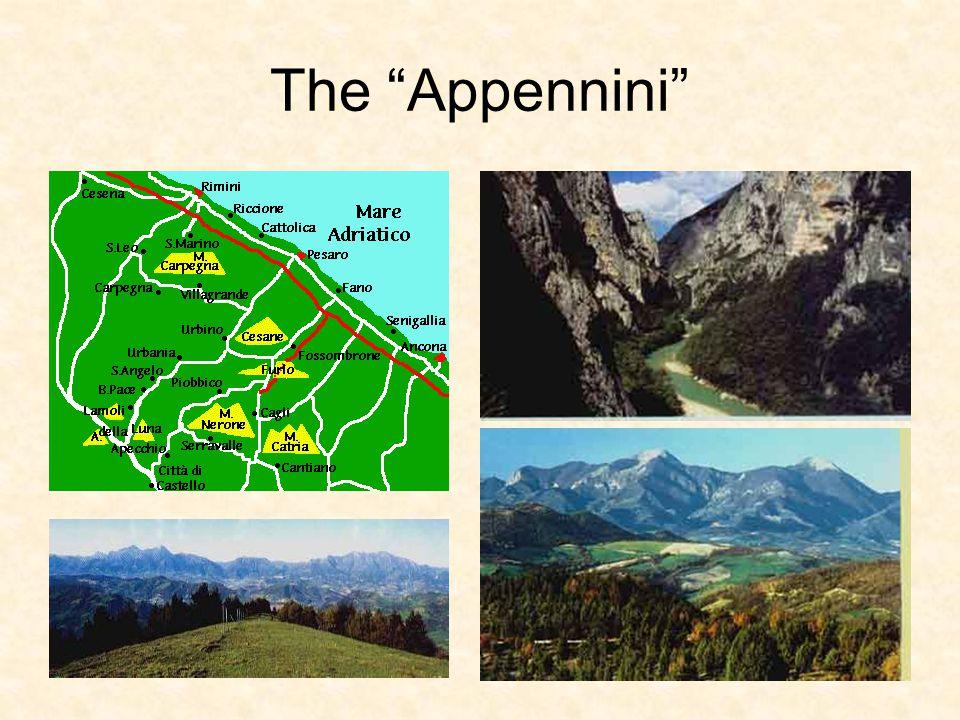 The Appennini