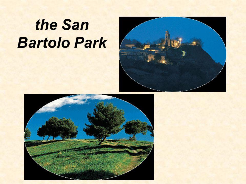 the San Bartolo Park