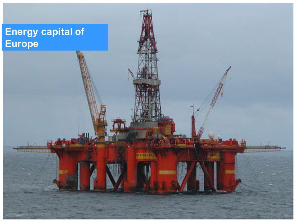 Energy capital of Europe