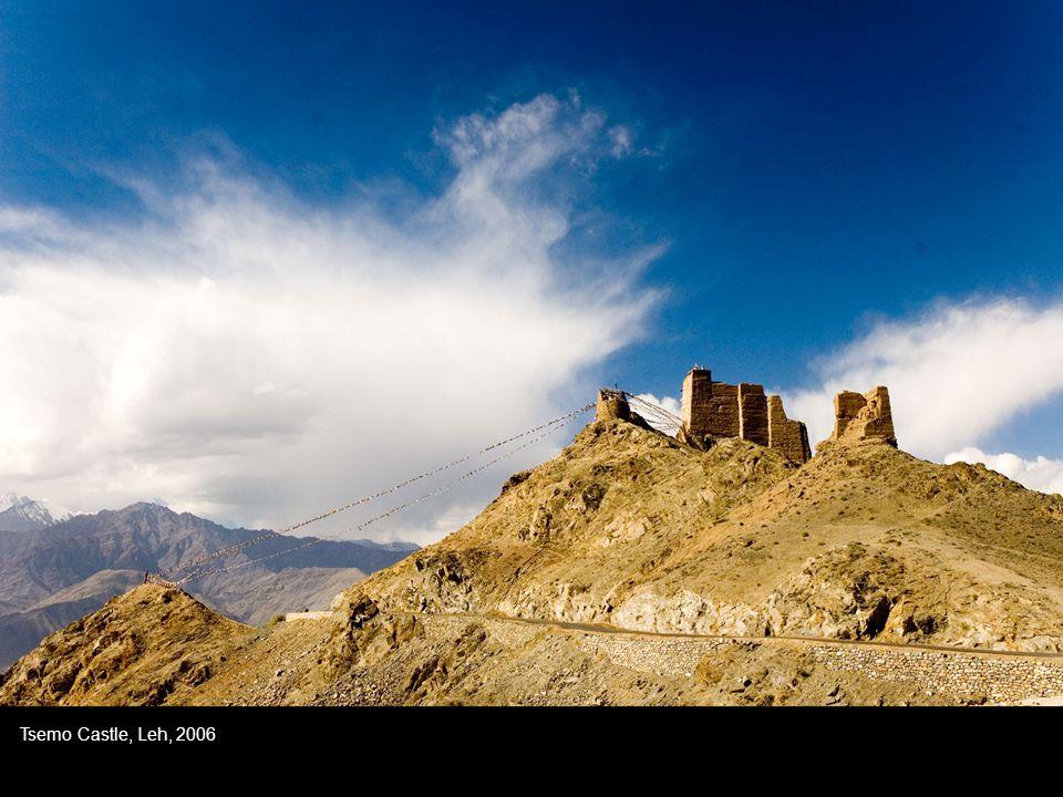 Tsemo Castle, Leh, 2006