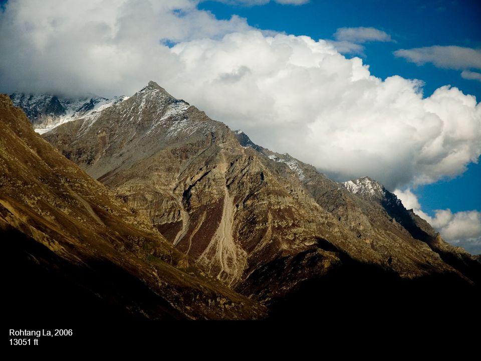 Rohtang La, 2006 13051 ft