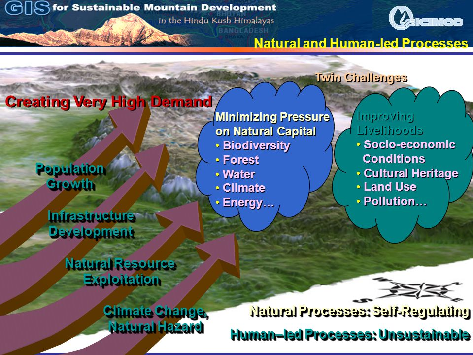 Minimizing Pressure on Natural Capital Biodiversity Forest Water Climate Energy… Minimizing Pressure on Natural Capital Biodiversity Forest Water Clim