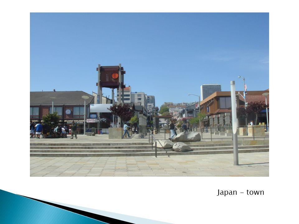 Japan - town