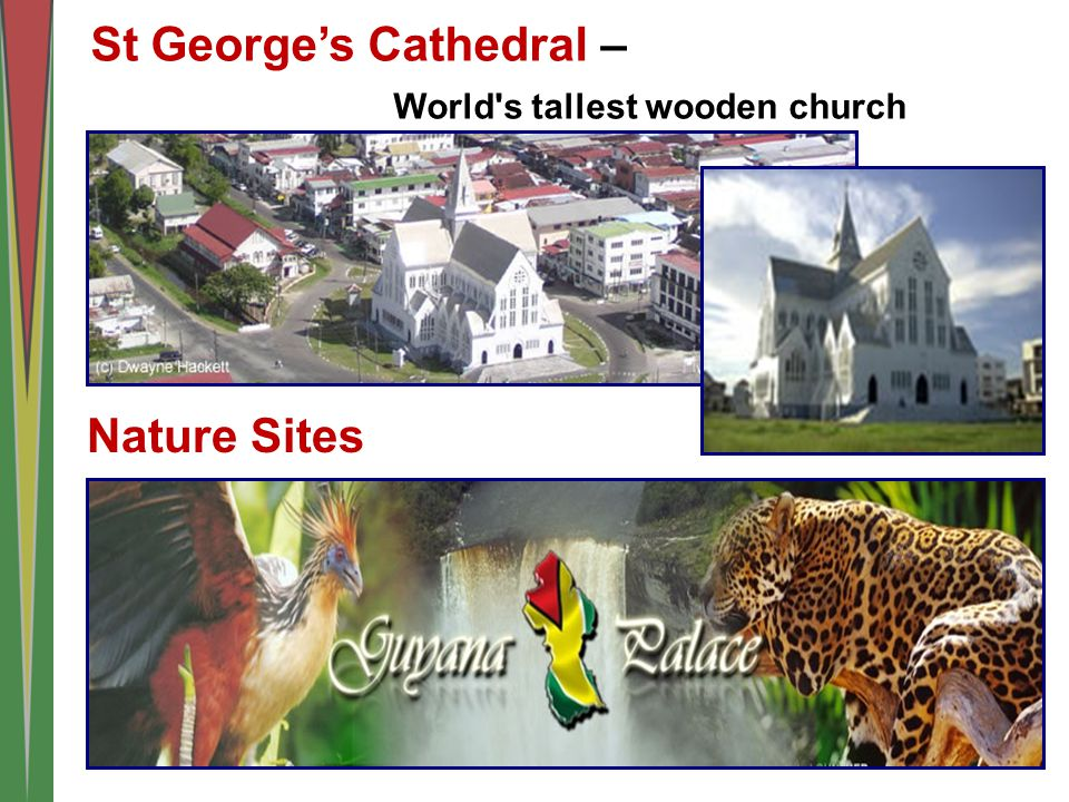 St George's Cathedral – World's tallest wooden church Nature Sites