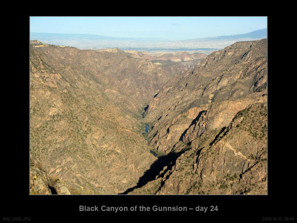 Black Canyon of the Gunnsion – day 24 IMG_4000.JPG2008-10-12 08:49