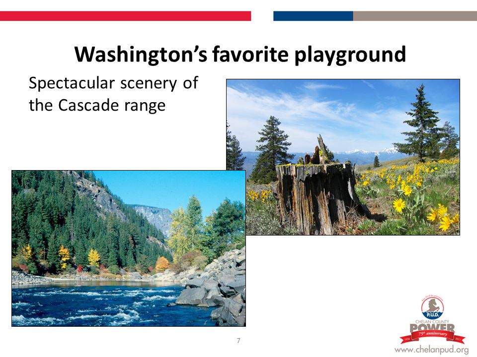 Washington's favorite playground 7 Spectacular scenery of the Cascade range